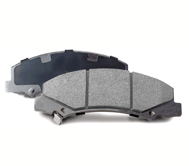 photo of brake pads